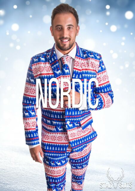 Stag Do Suit Fancy Dress Costume Stand out Suits for Men Who Like ...