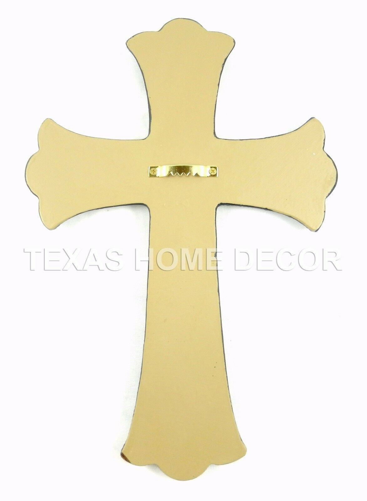 Turquoise Western Decorative Wall Cross Cowboy Kneeling Rustic ...