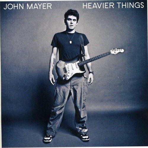 John Mayer - Heavier Things [New CD]