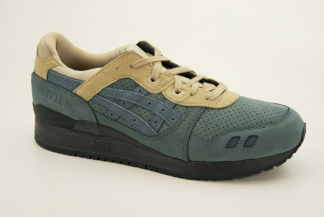 ASICS Gel Lyte III 3 MOONWALKER Pack Scarpe da Ginnastica Sneakers Uomo Donna Scarpe