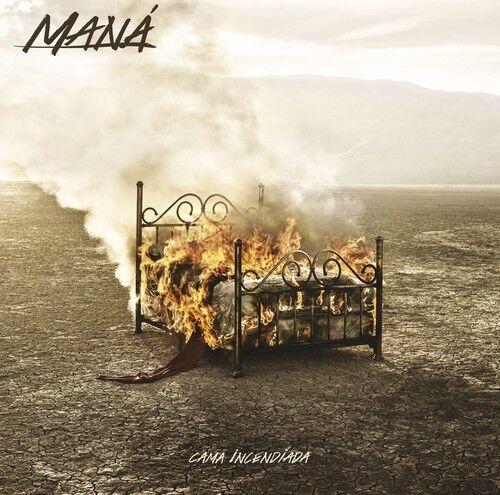 Mana - Cama Incendiada [New CD]