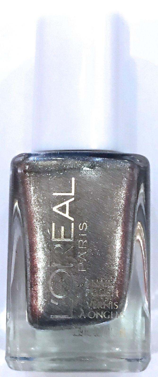 L\'oreal Loreal Paris Colour Riche Nail Polish # 355 Valiant Color of ...
