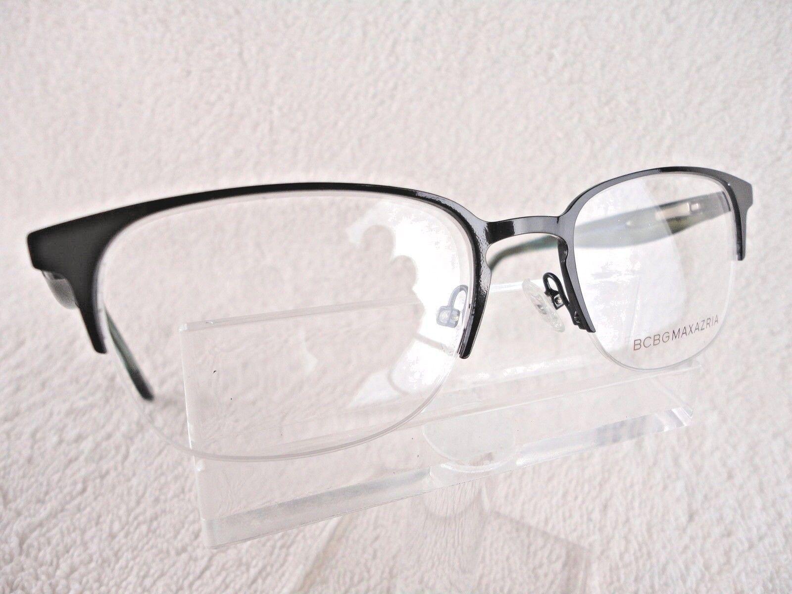 BCBG Evette Black 49 X 18 130mm Eyeglass Frame | eBay