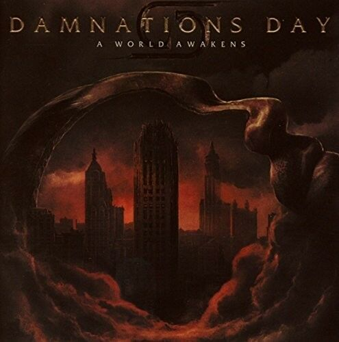 Damnations Day - A World Awakens [New CD]