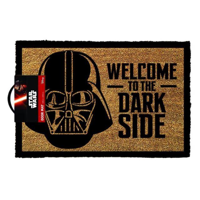 SOUS LICENSE OFFICIELLE STAR WARS DARK VADOR Bienvenue à la côté obscur