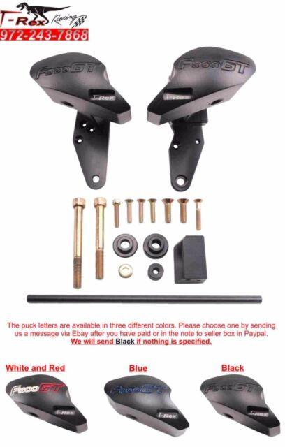 T-rex Racing 2013 - 2015 BMW F800gt No Cut Frame Sliders | eBay