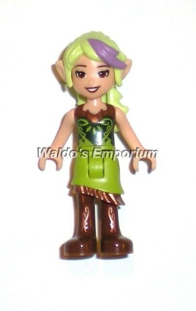 Lego Elves Minifigure Sira Copperbranch From Set 41174 The Starlight ...