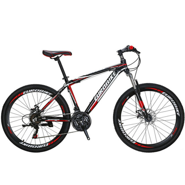 Mountain Bike 26 Inches Wheels 21 Speed MTB School Bicycle Aluminium ...