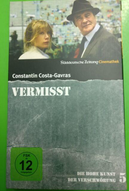 SZ-Cinemathek Politthriller 05: Vermisst Constantin Costa-Gavras WIE NEU!!!