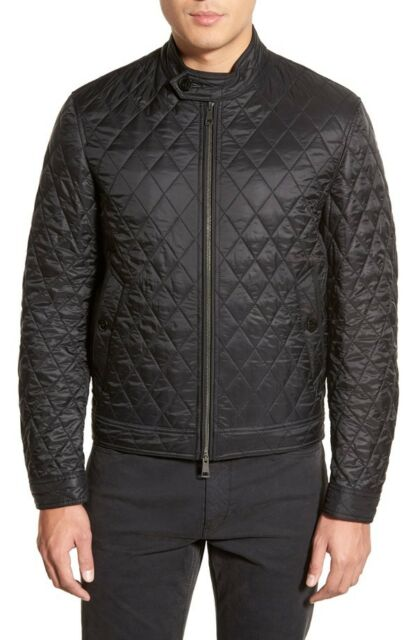 Burberry quilted jacket sale authentic