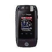 Motorola MotoRAZR MAXX V6  Black  Mobile Phone