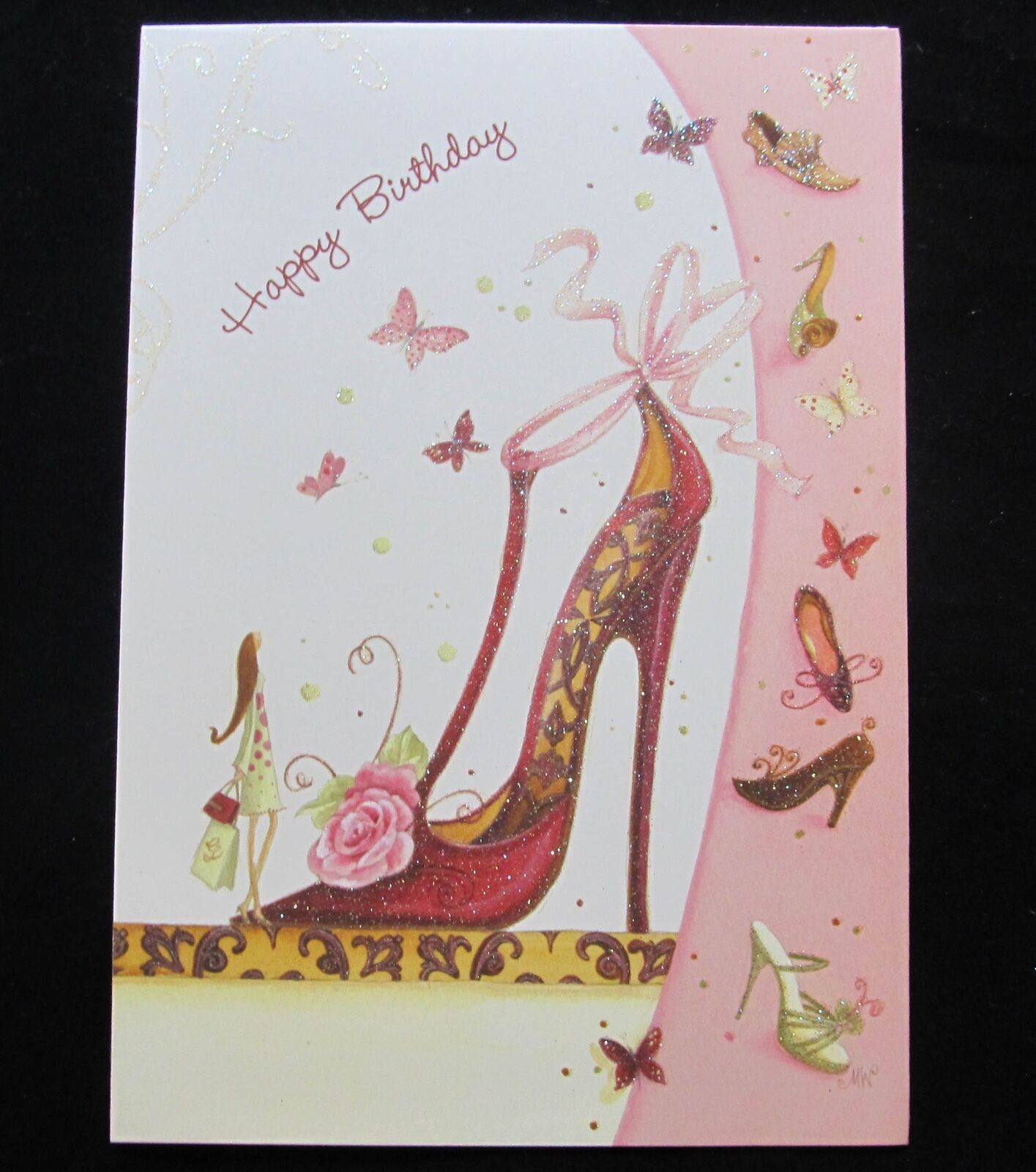 Leanin Tree Friendship Greeting Card Thinking Of You Multi Color R8