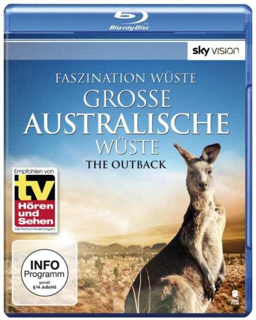 Faszination Wüste - Große Australische Wüste - The Outback - Blu Ray - Neu u OVP
