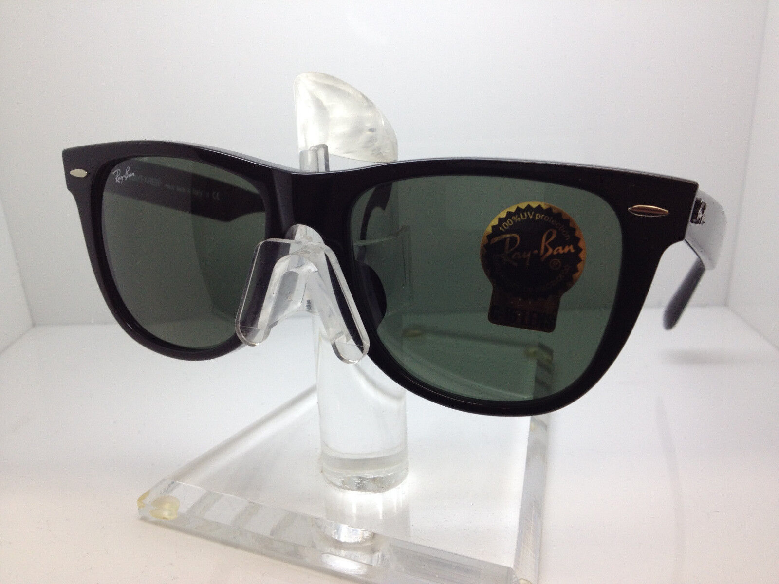 74a14724ee Ray Ban Sunglasses RB 2140f 901s Matte Black 54mm for sale online