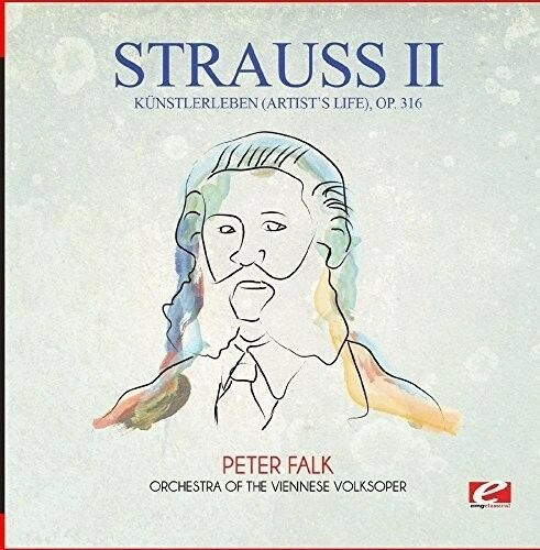 Strauss - Kunstlerleben (Artist's Life) Op. 316 [New CD] Manufactured On Demand,