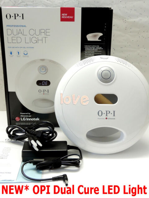 Opi Lamp Gelcolor Professional Gl902 Nail Dryer Dual Cure