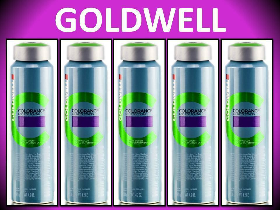 Goldwell Colorance Express Toning Demi Color 42 Oz Canisters 9