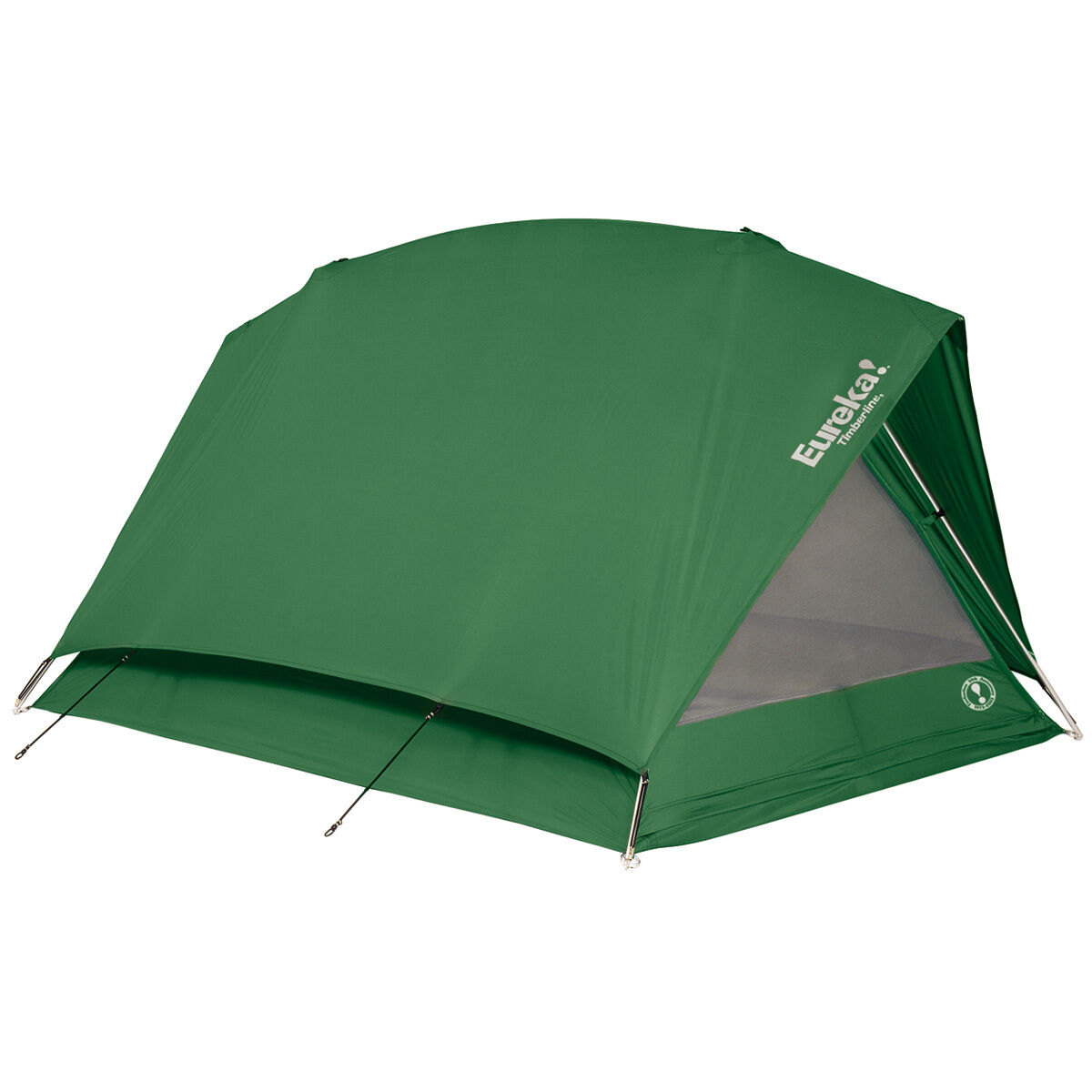 Picture 1 of 4 ...  sc 1 st  eBay & Eureka 4 Person Timberline Backcountry Tentu2013high Quality Easy ...