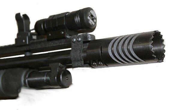 Picture 1 of 10 ...  sc 1 st  eBay & Mossberg 500 12 Gauge Door Breacher Shotgun | eBay pezcame.com