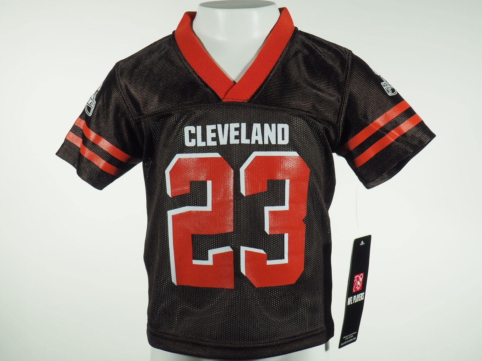 cleveland browns toddler jersey