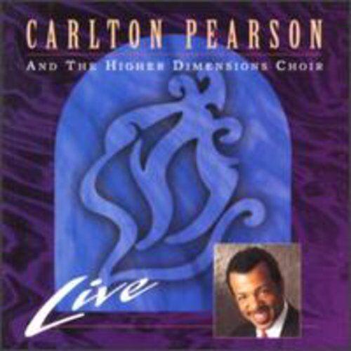 Carlton Pearson, Carlton Pearson & Higher Dimen - Live [New CD] Manufactured On
