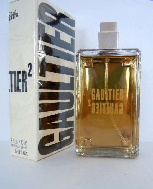 jean paul gaultier 2 eau de parfum 120ml ebay. Black Bedroom Furniture Sets. Home Design Ideas