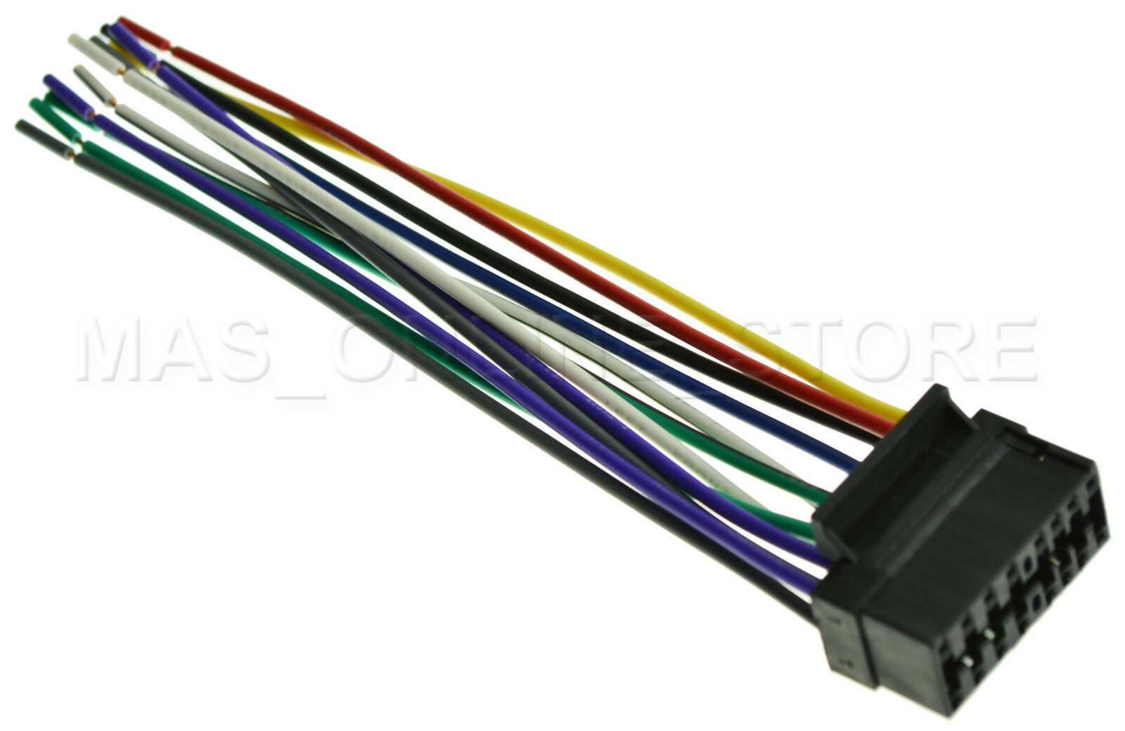 Wiring Diagram For A Pioneer Deh P31 P3100ub Wire Harness Dehp31 P41 Dehp41 Pay Today