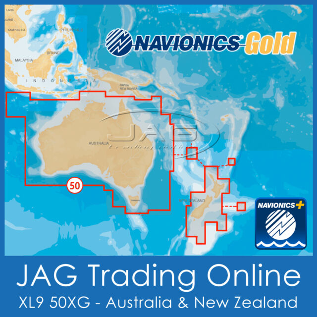 xl9 australia map