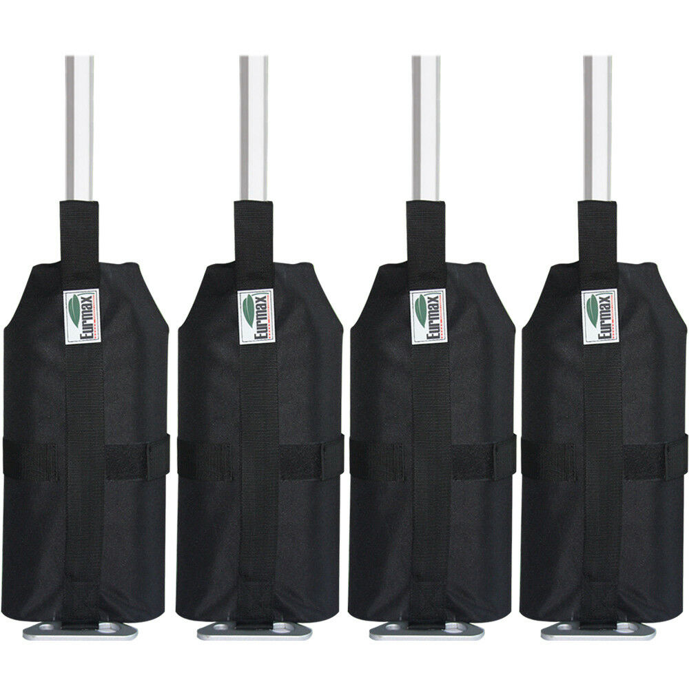 Picture 1 of 6 ...  sc 1 st  eBay & Eurmax 4pcs Leg Weights Sand Bags for EZ Pop up Canopy Patio ...