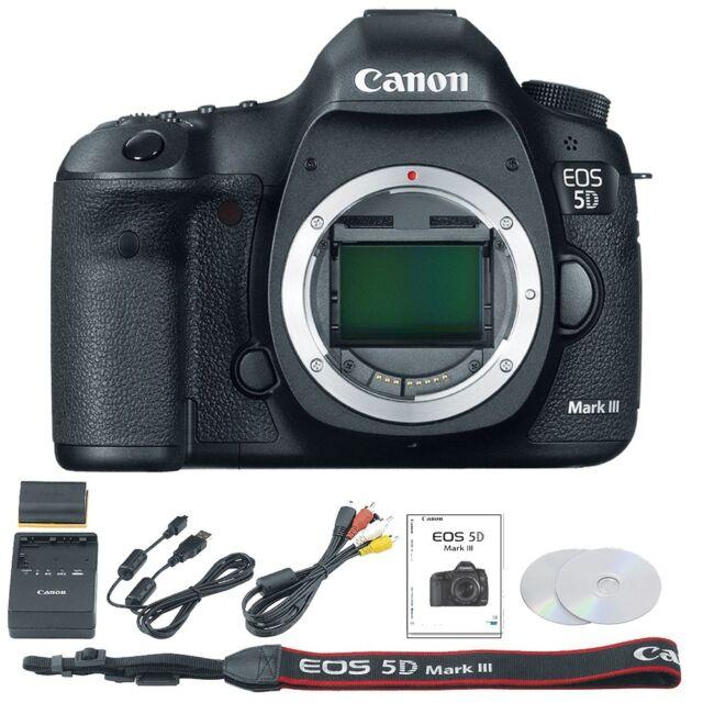 Canon EOS 5D Mark III / MK 3 22.3 MP DSLR Camera (Body)