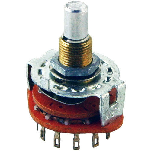 s l640 3 position rotary switch ebay 6 position rotary switch wiring diagram at bakdesigns.co