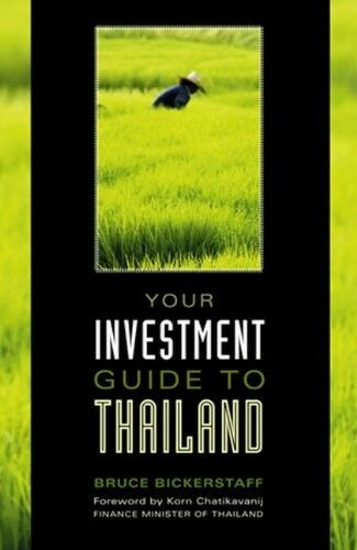 Very Good, Your Investment Guide to Thailand, Bickerstaff, Bruce, Book