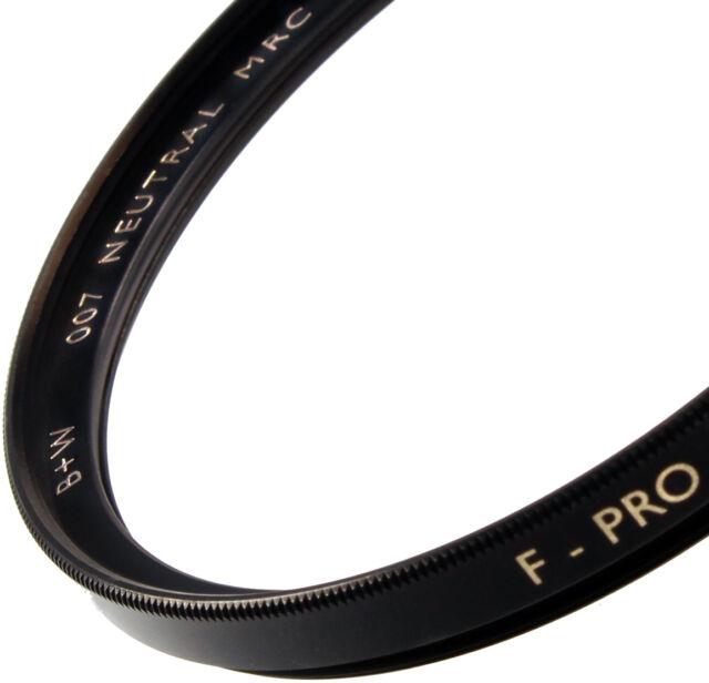 B+W Clear 007 Schutzfilter MRC 72 mm