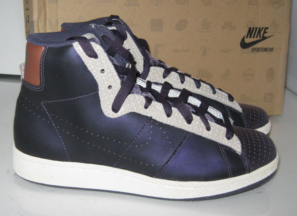 Recognition High Abyss/Abyss-Sail 318634 551 Size 6.5