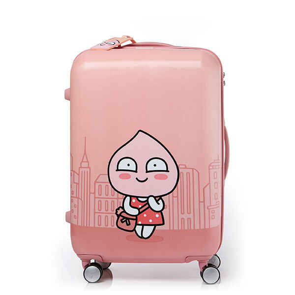 Kakao Friends Samsonite Red Apeach Hardside Luggage 20