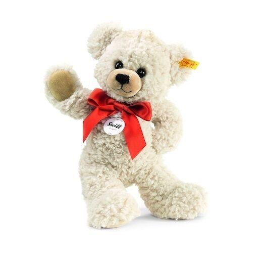 Steiff 111556 Lilly Schlenker-Teddybär 28cm Creme Kuscheltier Teddy Neu & Ovp