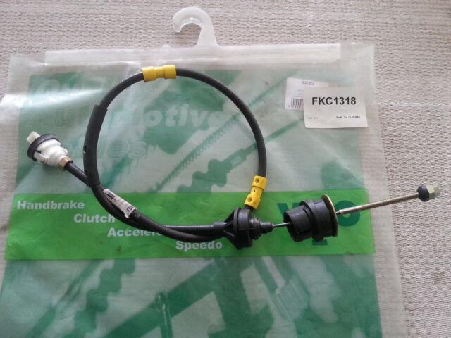 CITROEN SAXO 1.1i 1.4i 05/96 - 09/96 CLUTCH CABLE NEW FKC1318
