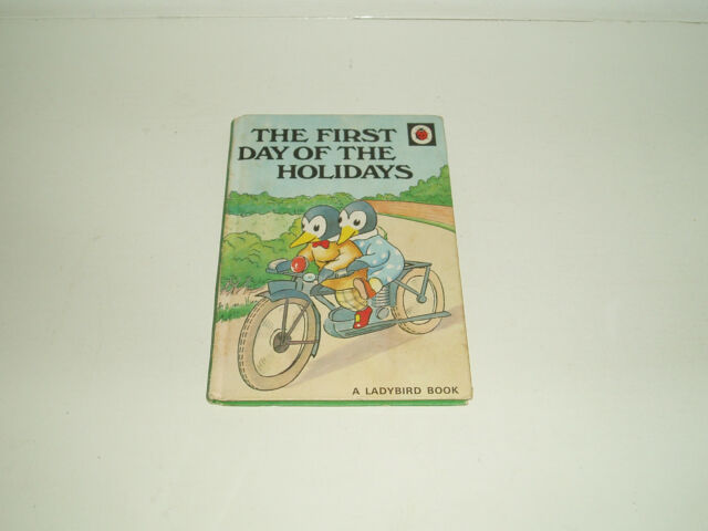 First Day of the Holidays by A.J. Macgregor, W. Perring (Paperback, 1972)