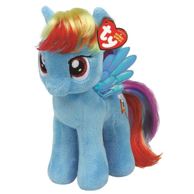 Ty Beanie Babies 41005 My Little Pony Rainbow Dash Horse