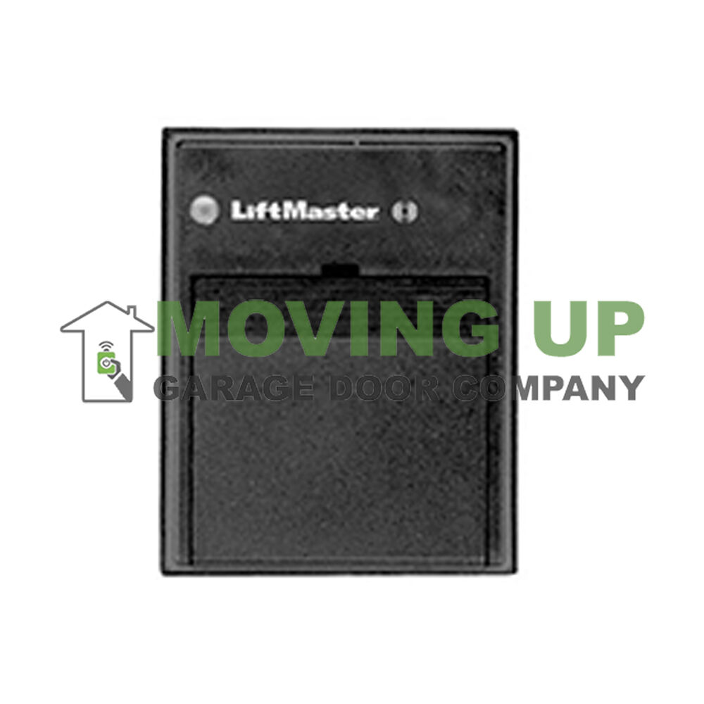 Liftmaster 315mhz Security Plug In Receiver Garage Door Opener