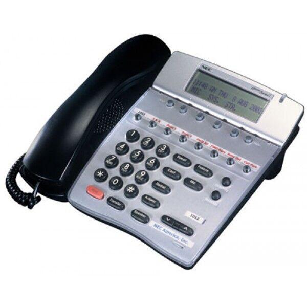nec dterm series i phone dtr 8d 2 bk tel refurb 780040 ebay rh ebay com NEC DTP 8 1 Phone Manual NEC DTP 8 1 Phone Manual