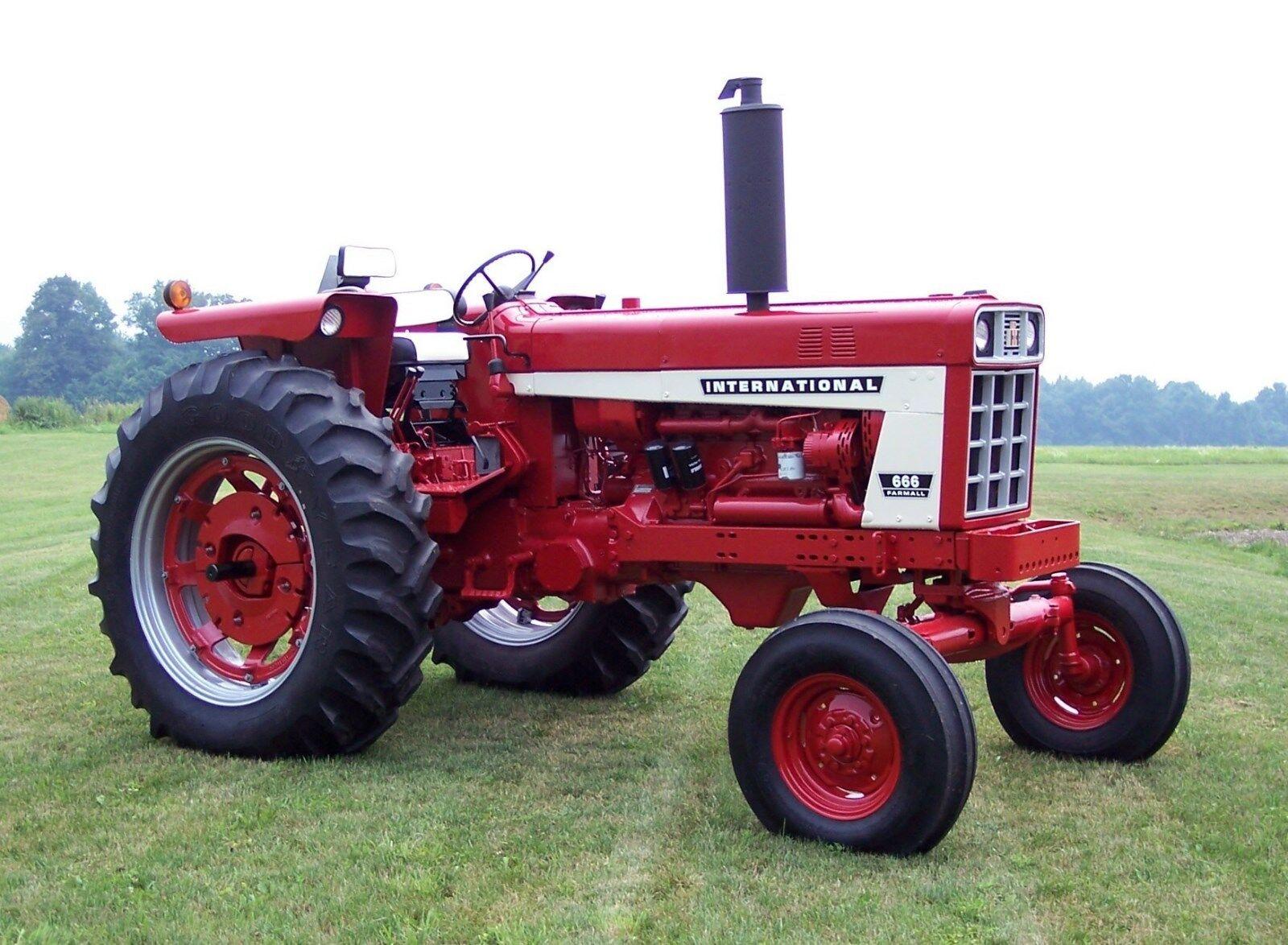 656 ih tractor parts diagram