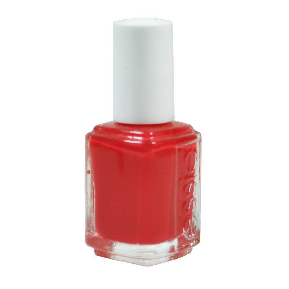 essie Nail Polish Lacquer 642 Escapades .5 Oz Coral Red | eBay