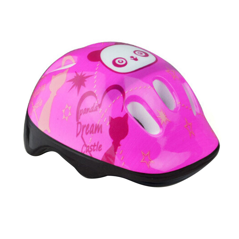 Kids Bike Bicycle Head Helmets Skating Skate Board Girls Boys Gear