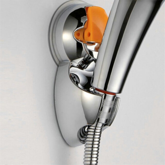 Practical Adjustable Sucker Shower Head Stand Bracket Holder for ...