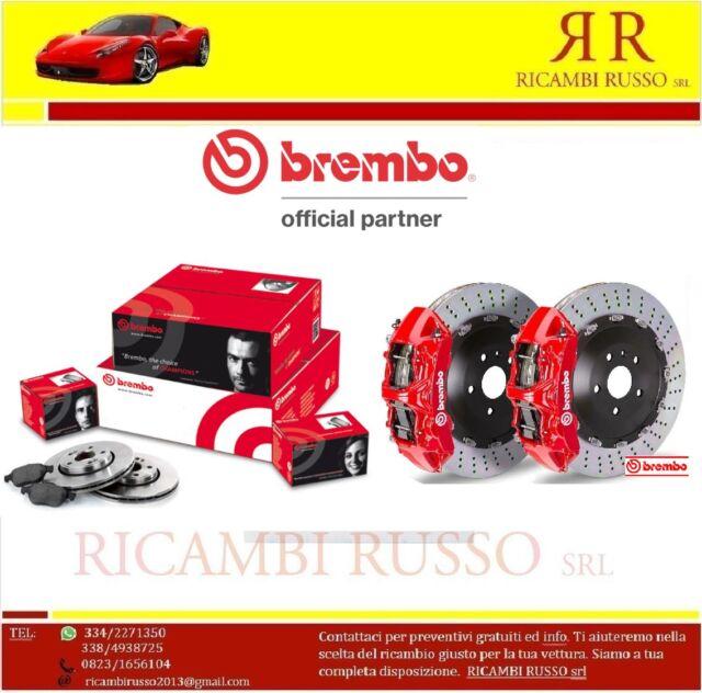 Scheiben+Beläge Brembo Alfa Romeo Giulietta 1.6 77kW 10> 09A72110-p23148