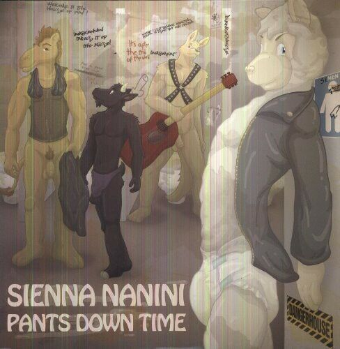 Sienna Nanini - Pants Down Time [New Vinyl]