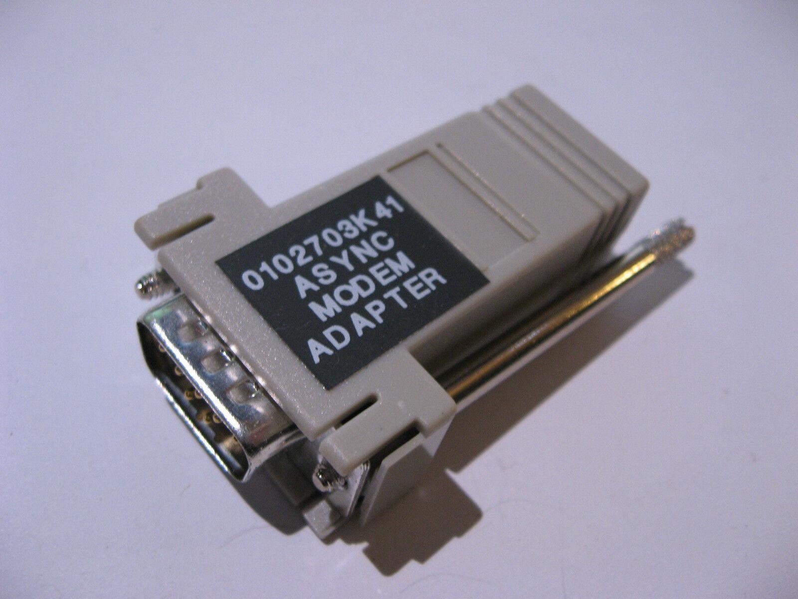 Motorola Radio Monitoring System 0102703k41 Db 9 Async Modem Adapter Circuit Picture 1 Of 3