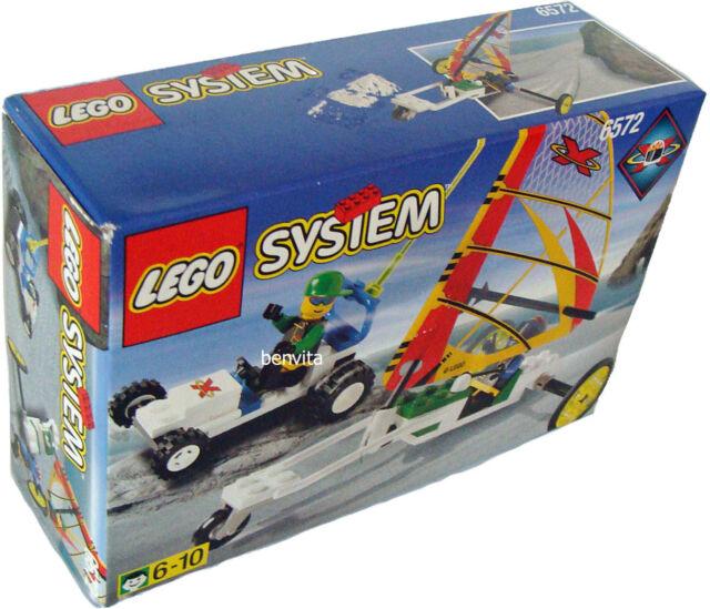 Lego® System 6572 - X-Treme Beach Buggy 46 Teile 6-10 Jahren - Neu