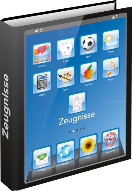 "Zeugnismappe / Zeugnisringbuch / ""i Tab"""